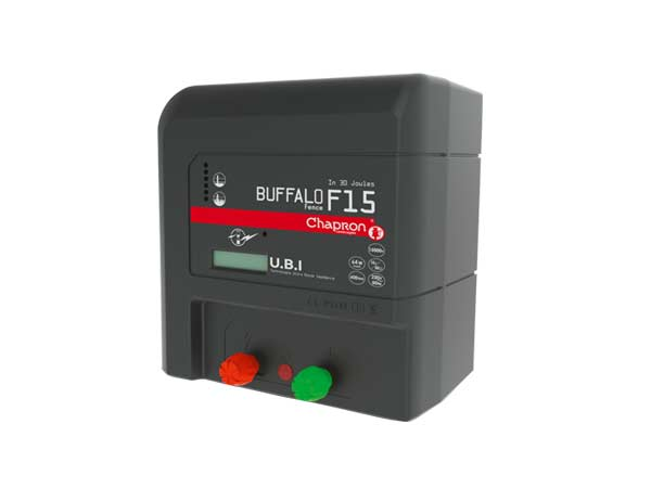 Electrificateur Buffalo UBI 15 Joules