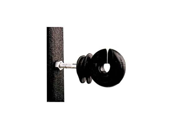 crochets isolateurs piquets fer pour fil de cl ture lectrique sur cloturelec. Black Bedroom Furniture Sets. Home Design Ideas