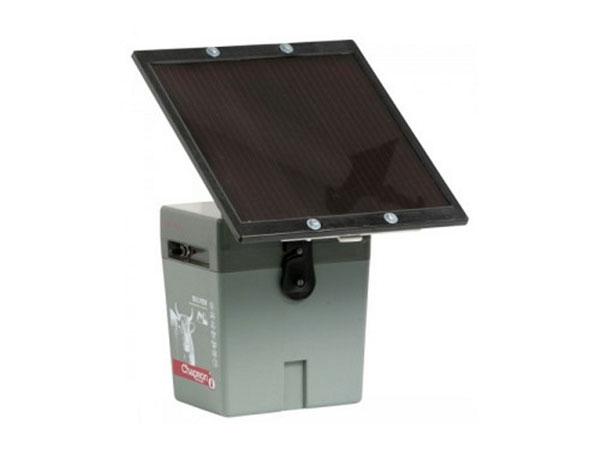 electrificateur solaire pour cloture electrique chien et chevaux avec batterie. Black Bedroom Furniture Sets. Home Design Ideas